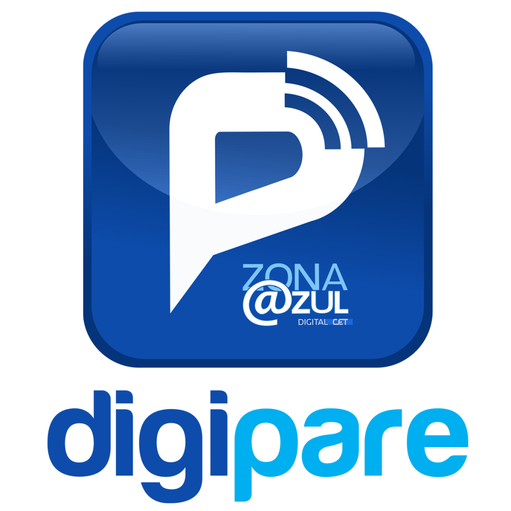 Logo aplicativo Digipare