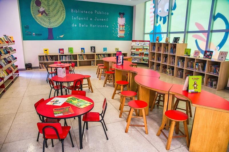Bibliotecas | Prefeitura de Belo Horizonte