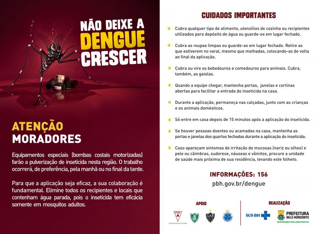 Dengue Prefeitura De Belo Horizonte