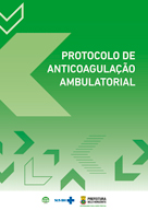 PROTOCOLO DE ANTICOAGULAÇÃO AMBULATORIAL