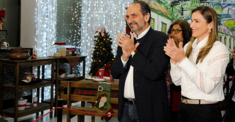 Natal Gentileza abre as portas com carrossel e atrações gratuitas em dezembro