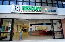 Fachada do BH Resolve